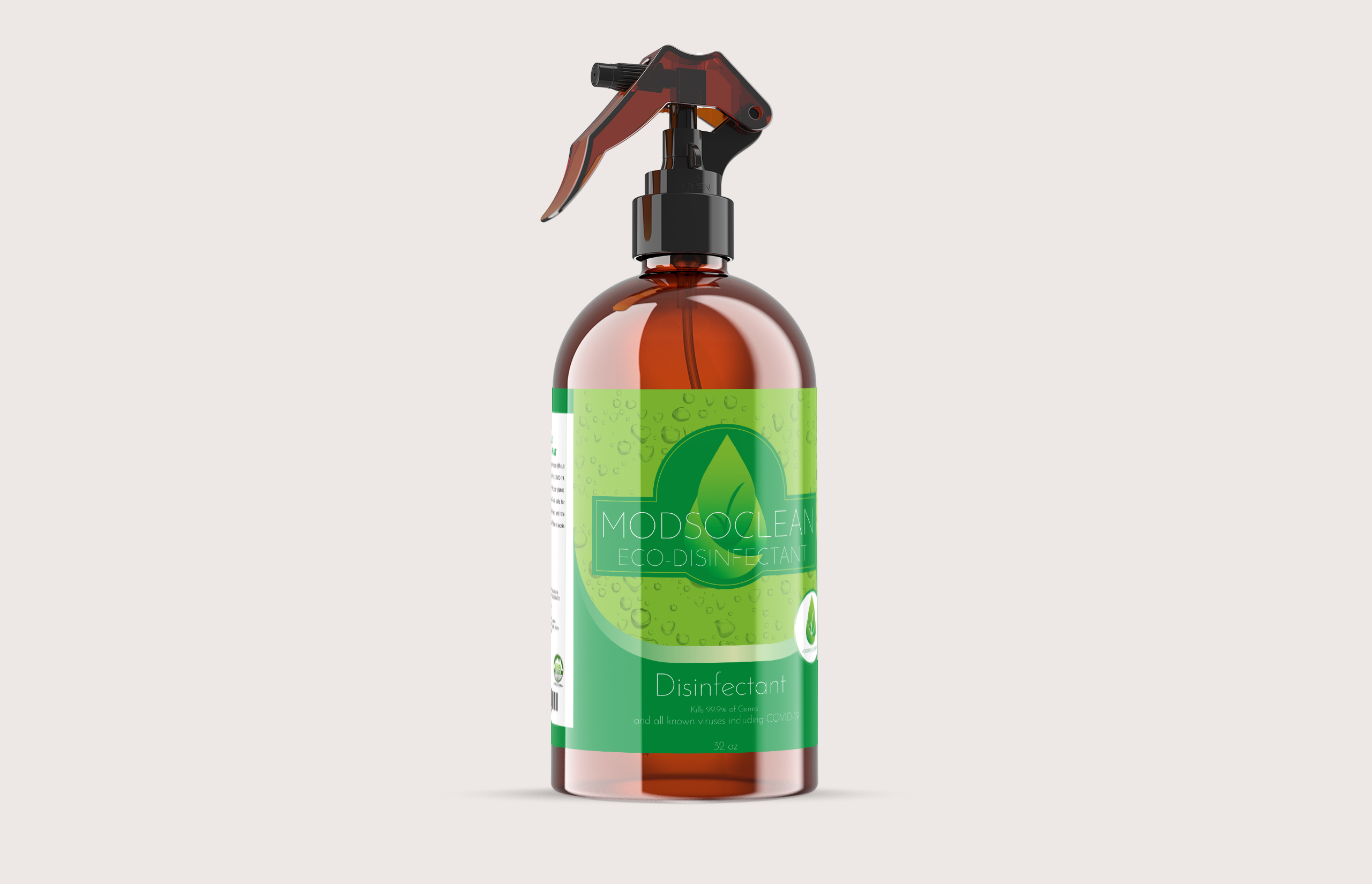 ModSo Clean Eco Disinfectant