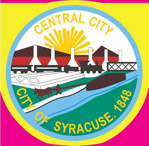 Central City of Syracuse Logo